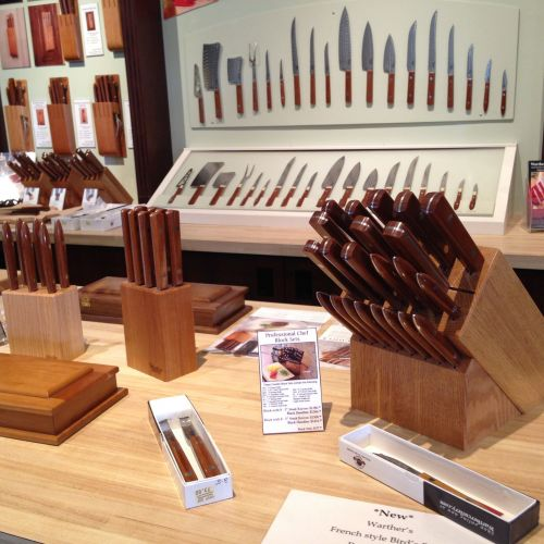 Warther Kitchen Knives