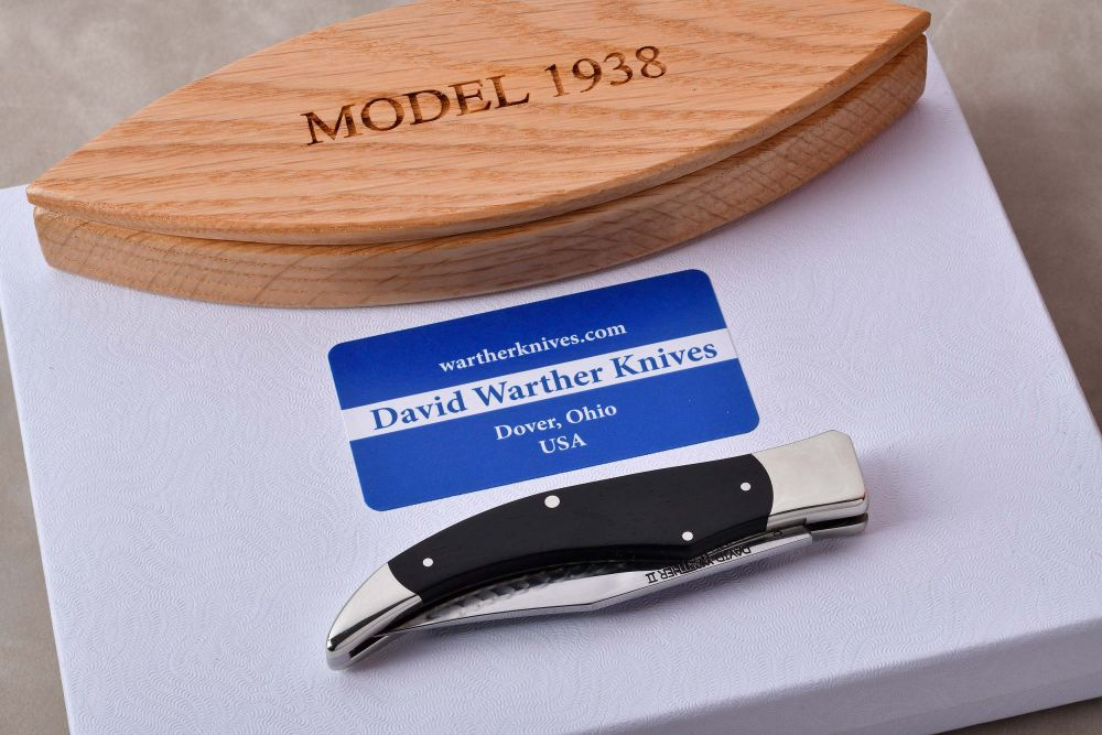 David Warther Knives Model 1938
